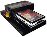 影格科技数码T恤印花机YTJ-330 T恤打印机,数码喷墨纺织品印花机,DTG Printer