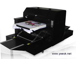 DTG Printer YTJ-500 彩色数字T恤直印机