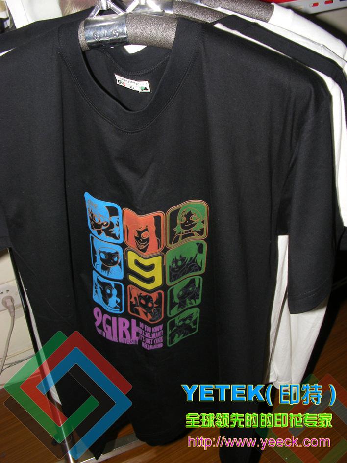 欧冠对阵科技数码喷墨印花,专注数字T恤直印花始于2001,匠心专业纺织品直印花设备耗材枝术提供商